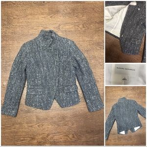 Like new! Banana Republic Wool Blazer/Jacket